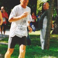 Bild Gernot Pakoßnik hat noch keinen der Stadtläufe ausfallen lassen. Mit 19 Teilnahmen ist er der alleinige Rekordhalter.